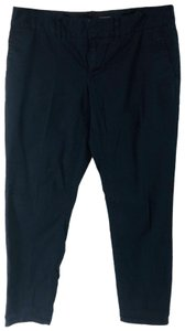 The Limited Capri/Cropped Pants navy