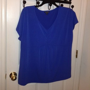 George Top Royal Blue