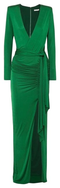 Item - Green Long Casual Maxi Dress Size 0 (XS)