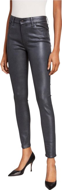 Item - Grey Coated Hoxton High Rise Jeans*nwt Skinny Jeans Size 4 (S, 27)