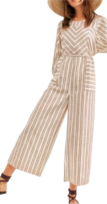 Item - Ivory Kenny Jumpsuit Pants Size 0 (XS, 25)