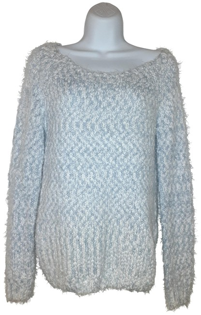 Item - Blue and White Sweater