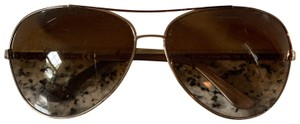 Tom Ford tom ford gold aviators