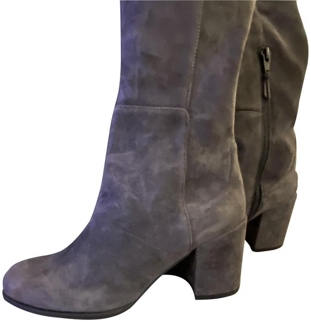 Item - Slate Suede Alljack Boots/Booties Size EU 38 (Approx. US 8) Wide (C, D)