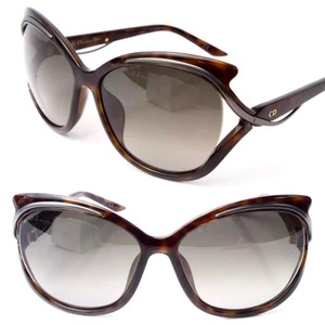 Dior Christian Dior Audacieuse 2/S Brown Gradient Butterfly Sunglass