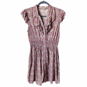 Fun 2 Fun short dress Gray pink on Tradesy