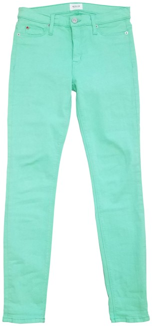 Item - Green Nico Super Midrise Skinny Jeans Size 28 (4, S)