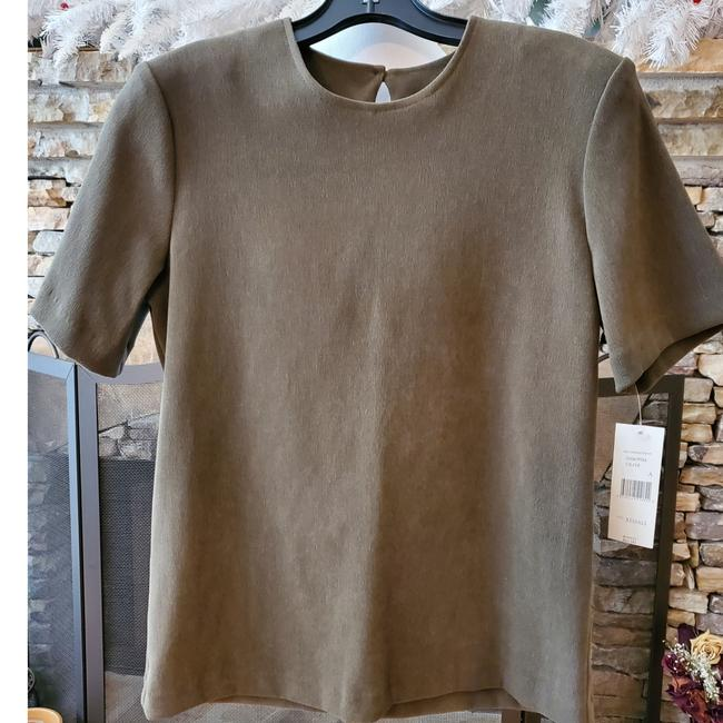 Item - Olive Green Blouse Size 2 (XS)