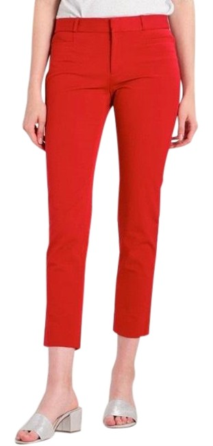 Item - Red Sloan Ankle Pants Size 8 (M, 29, 30)