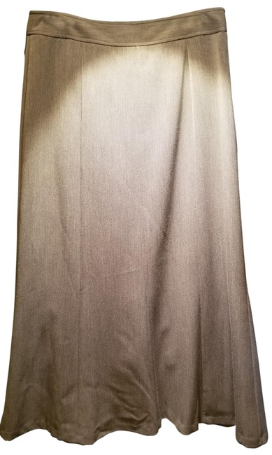 East 5th Essentials Grey Aline Long Skirt Size 10 (M, 31) East 5th Essentials Grey Aline Long Skirt Size 10 (M, 31) Image 1