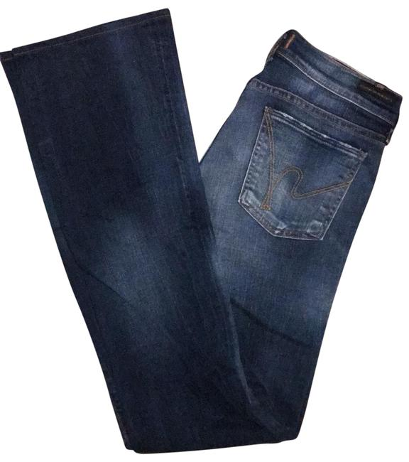 Citizens of Humanity Medium Wash Kelly Lowrise Bootcut Flare Leg Jeans Size 4 (S, 27) Citizens of Humanity Medium Wash Kelly Lowrise Bootcut Flare Leg Jeans Size 4 (S, 27) Image 1