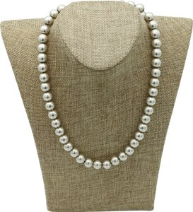 Tiffany & Co. Tiffany & Co 925 Graduated Bead Necklace