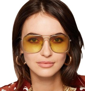 Chloé CHLOE Sunglasses Ce140s 807 Women Sunglasses Square Sunglasses