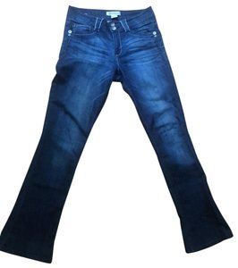 Democracy Boot Cut Jeans-Distressed