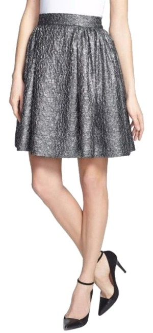 Item - Silver New York Aimee Pleated Skirt Size 2 (XS, 26)
