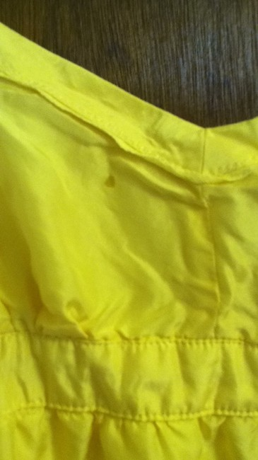 Heritage 1981 short dress Yellow on Tradesy