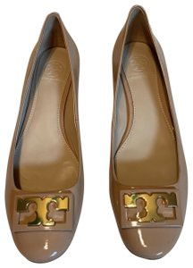 Tory Burch Tory beige - soft patent leather Pumps