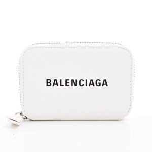 Balenciaga BALENCIAGA Everyday Coin Case Leather