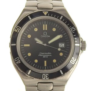 Omega OMEGA Omega Seamaster Men's Quartz Watch Dial 396.1052