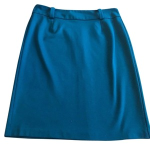 George Skirt Teal