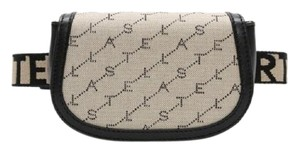 Stella McCartney Logo Vegan Monogram Belt Bum Cross Body Bag