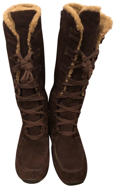 Item - Brown and Cream Nwob Earthkeepers Winter Boots/Booties Size US 7.5 Narrow (Aa, N)