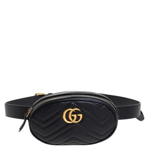 Gucci Suede Leather Cross Body Bag