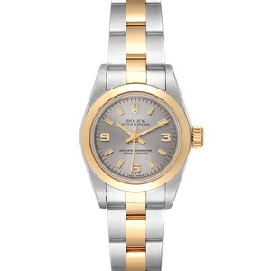 Rolex Rolex Oyster Perpetual NonDate Steel Yellow Gold Ladies Watch 67183