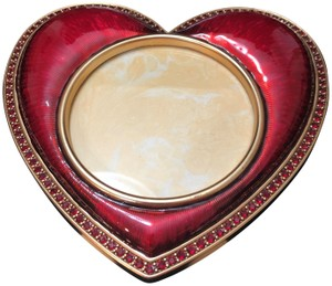 Jay Strongwater Jay Strongwater Great Gifts Heart Frame
