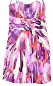 Max & Cleo Strapless Night Out Date Night Formal Dress