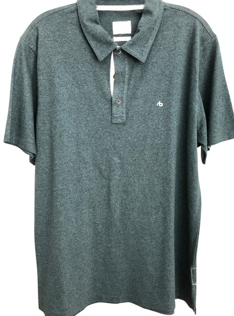 Item - Green Men's And Button-down Top Size 12 (L)