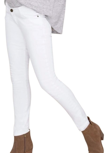 Item - White Nearly Maternity Denim Size 28 (4, S)