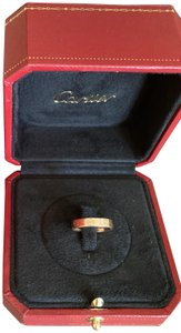 Cartier Cartier Mini Love Ring 18k Rose gold - size 47