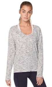 Lululemon Meant To Move Tiger Space Dye Long Sleeve Tee