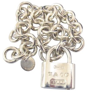 Tiffany & Co. 925 Padlock 1837 Bracelet
