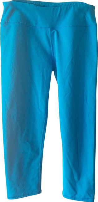Item - Blue Capri Leggings Activewear Size 4 (S)