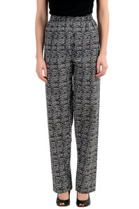 Roberto Cavalli Straight Pants Multi-Color