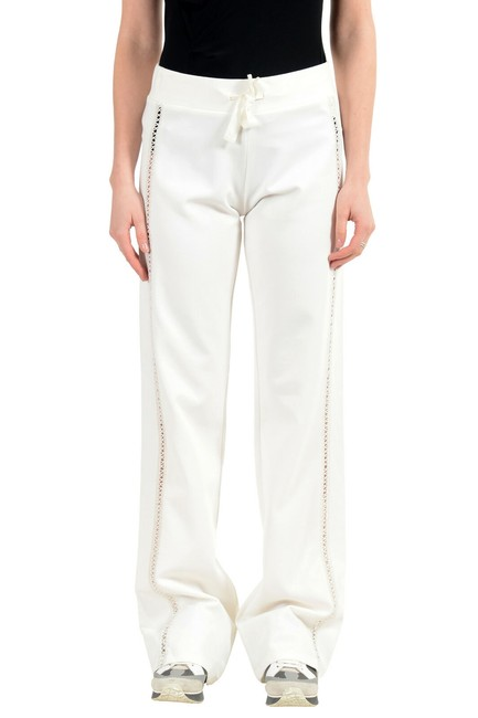 Item - White Women's Casual Stretch Pants Size 2 (XS, 26)