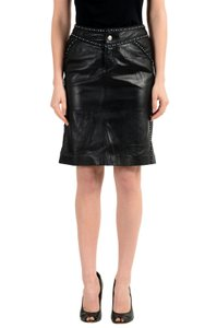 Versace Jeans Collection Skirt Black