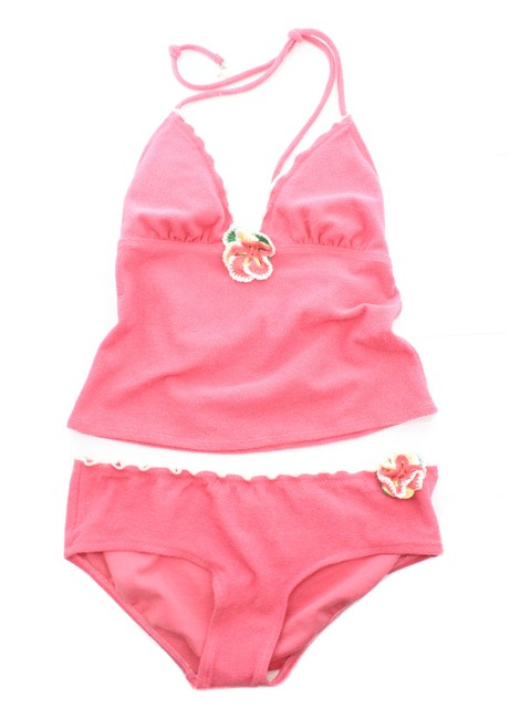 Item - Pink Resort Halter New with Tags Tankini Size 8 (M)