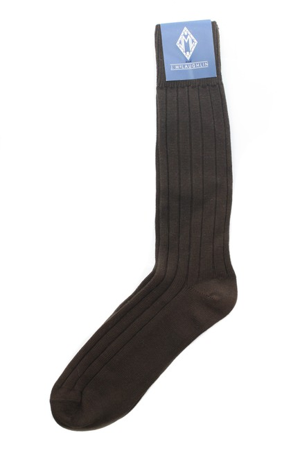 Item - Brown Socks New with Tags