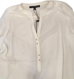 Harvé Benard Top white