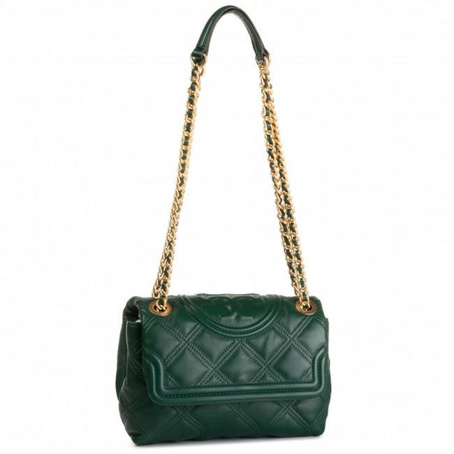 Item - Fleming Norwood Small Soft Green Leather Cross Body Bag