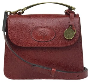 Mulberry Leather Way Cross Body Bag