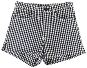 Rag & Bone Mini/Short Shorts Black, White