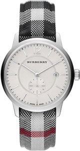 Burberry Burberry The Classic Horse Ferry Stainless Steel Men's Watch BU10002