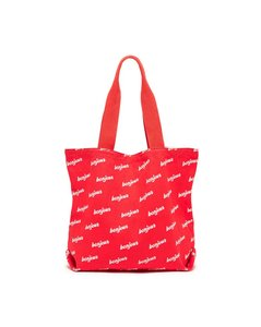 ban.do Tote in red