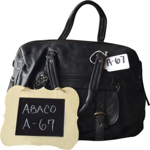 ABACO Satchel in Black