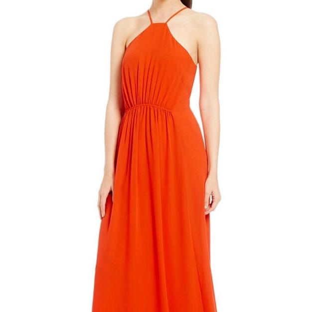 Item - Orange Rue Long Casual Maxi Dress Size 2 (XS)