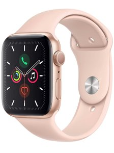 Apple Apple Watch Series 5 (GPS, 40MM) - Gold Aluminum Case with Pink Sand Sport Band